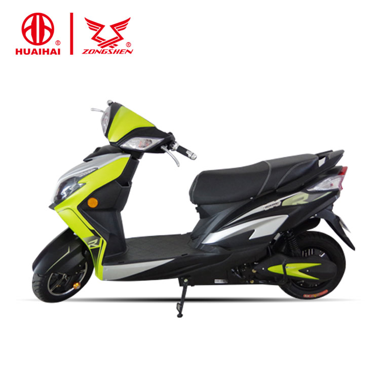 CE certification cheap best buy china electric motorbike motorcycle scooter 72v1200w zongshen huaihai made in china