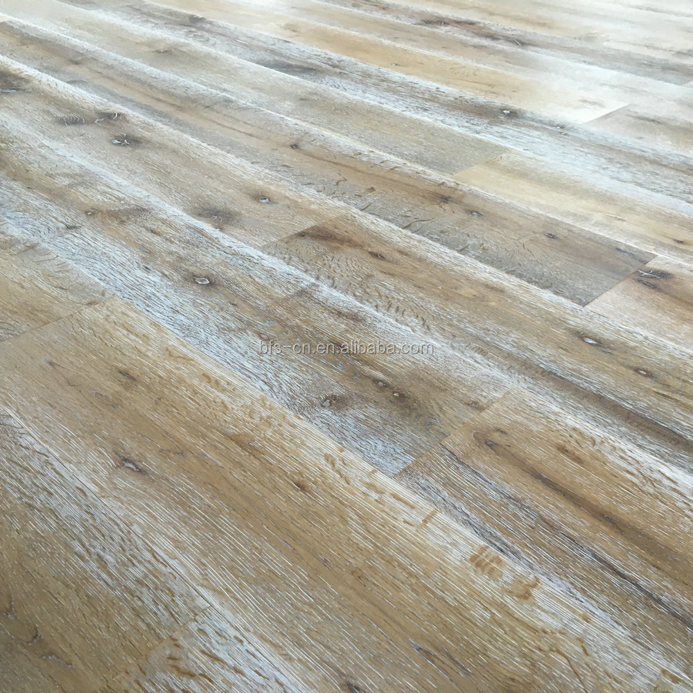 European classical style Designed for Americans oak 3 - ply engineered Wood Flooring