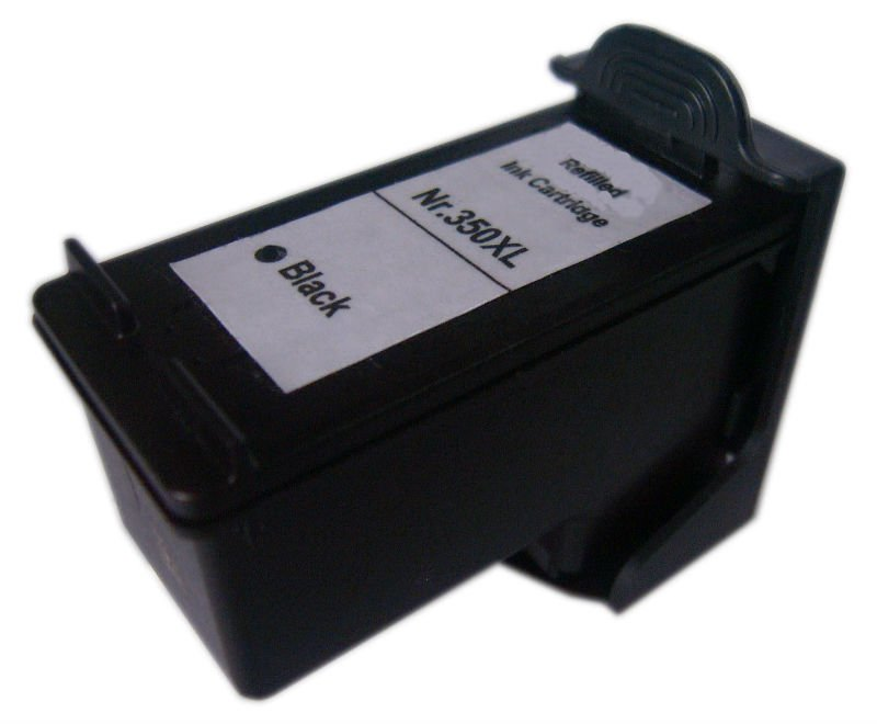 remanufactured ink cartridge for HP CB336EE (350XL)