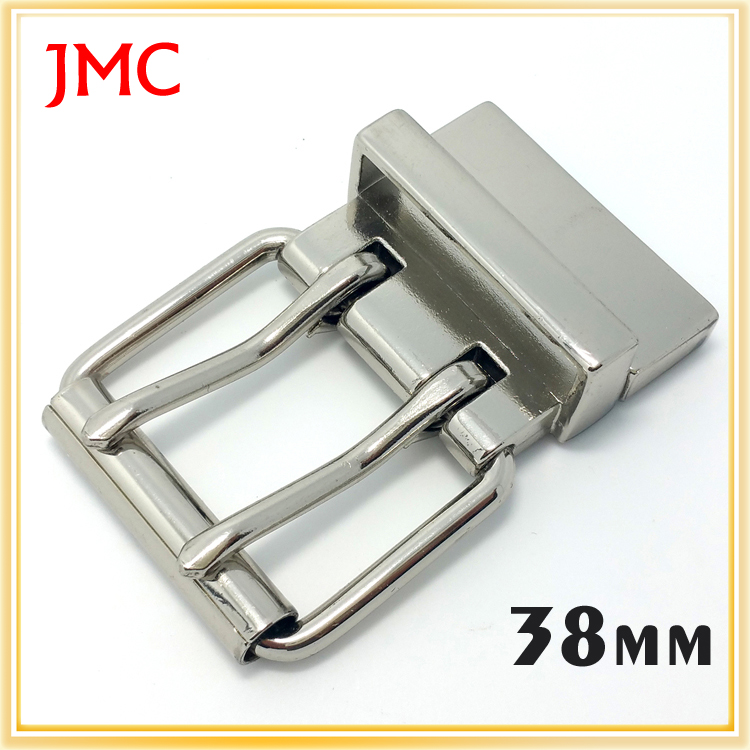 traditional design 35mm reversible buckle zinc alloy turning men belt buckle