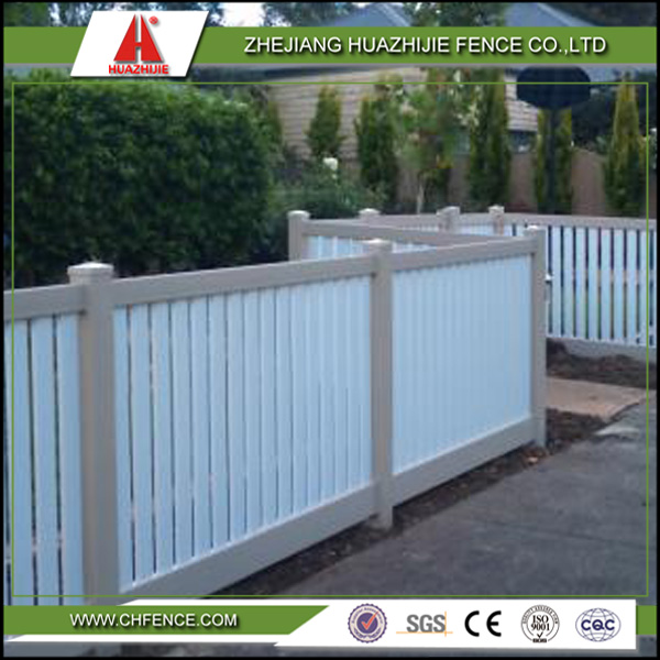 PVC plastic animal fence