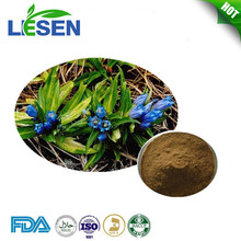 100% natural plant extract Gentiana scabra Bge P.E.