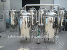 100L pilot beer making machine for sale/german beer making machine