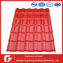 Double Roman Tiles new technology free samples Reasonable price Vietnam Portland Synthetic Resin roofing sheets