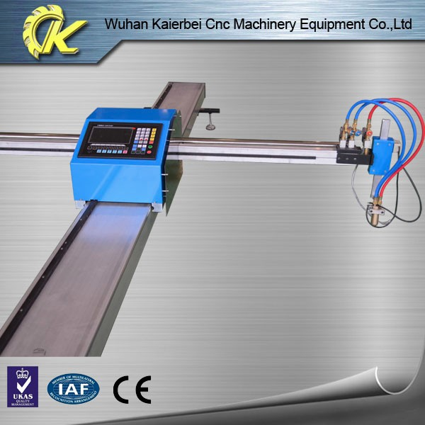 Alibaba 2017 new mini CNC air plasma cutting machine metal profile cutter