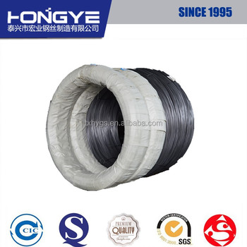 SWRH82A 82B SAE1080 AISI1080 High Carbon Steel Wire