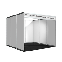 China Aluminum Extrusion 10x10 Modular Exhibition Booth