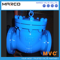 Factory supply carbon or stainless steel industrial check type non return valve
