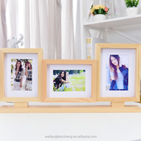 Borderless Photo Frame, Fruit Shaped Photo Frame