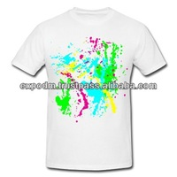 Colors Paint t shirt