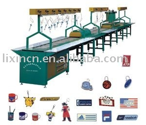 soft PVC product automatic line
