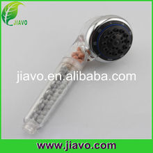 China professional eco spa shower head manufacturer
