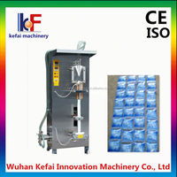 viscous liquid pumps packing machine