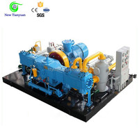 Hydrogen/Oxygen/Nitrogen/CO2 Gas Compressor for Filling Station