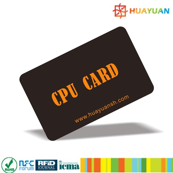 High Security ISO14443A FM1208 java chip key card