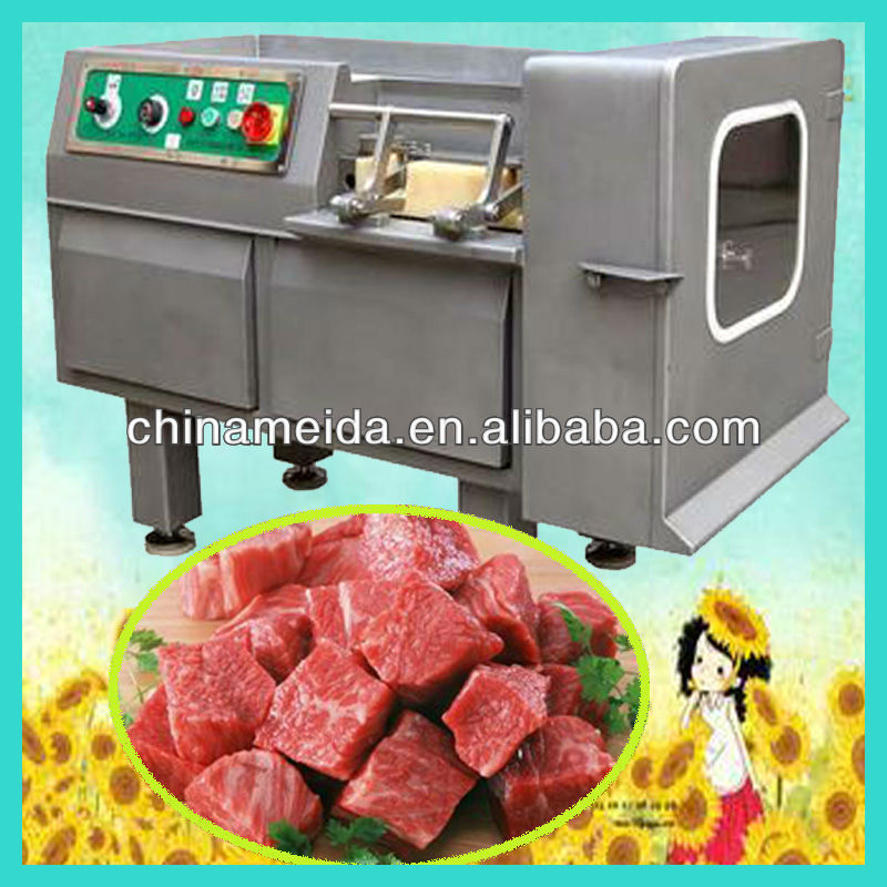 Newest High Quality Low Price Commercial meat diced machine Frozen Automatic Meat Dicer Machine Shredded Meat Cutter