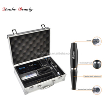 Microneedle therapy permanent make-up digital pen tattoo making machine