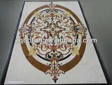 Fine Decorated Marble Mosaic Pattern