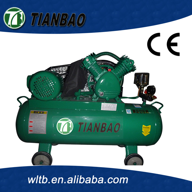 3HP Belt type air compressor three phase V-0.25