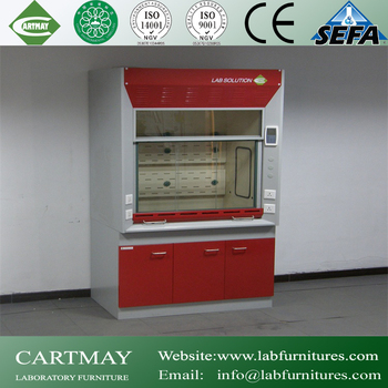 2015 new design chemical laboratory fume hoods with CE certification for school and hospital