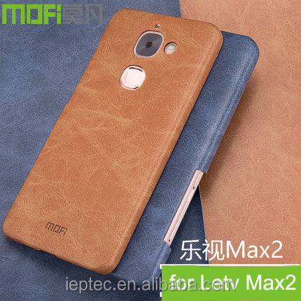 2016 New MOFi Case Housing for Letv Le Max2, Le X820 X821, Cell Phone Coque Leather Back Cover for LeEco Le <strong>Max</strong> 2
