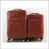 2015 wholesale business leather sky travel luggage for men
