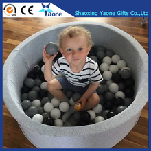 50Pcs Baby Play Ocean Balls Kids Stress Ball Anti Stress Plastic Ball Pool Pit Game Toys For Children Balloon Gift