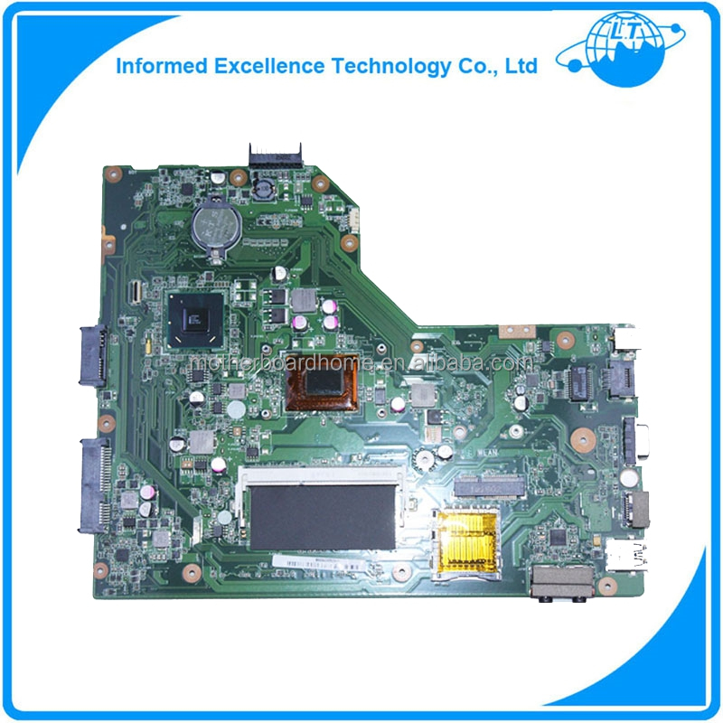 Original Motherboard For ASUS X54C K54C Mainboard Intel Hm65 Integrated Video Card with 4G Memory & i3-2370 Processor REV 3.0