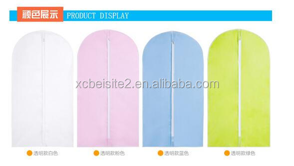 ZX09 Home wash coat suits transparent dust cover