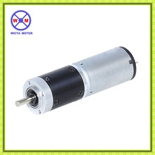 16mm diameter 3mm shaft 6 volt 12V mini geared planetary dc motor