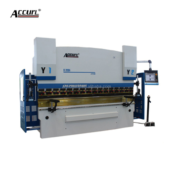 frame machine for sale of AccurL MB8 200t/4000mm Hydraulic CNC press brake