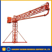 High quality machine grade construction machinery part 15m manual concrete placing boom delivery with long service life