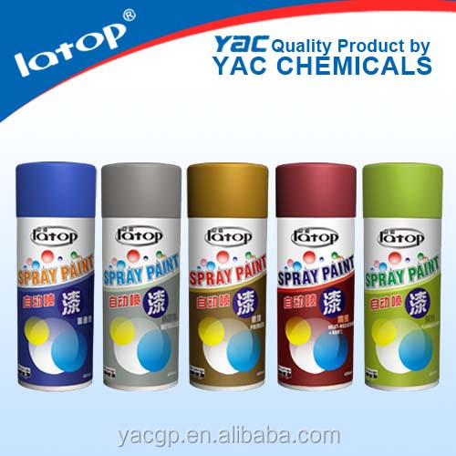 Fast dry wholesale spray paint for cars, metals, and plastic aerosol spray paints