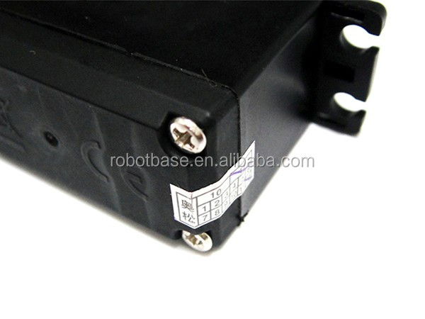 360 Degree Rotation Servo Mortor for Educational Robot