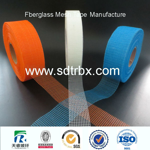 9*9mesh Glass Fiber Drywall Joint Tape For Corner /Drywall Joint Fibre Tape/Fiberglass Mesh Tape