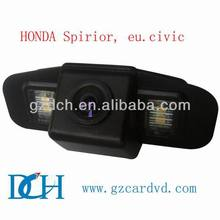 car rear camera for HONDA Spirior, eu.civic WS-825