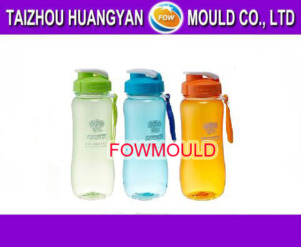 OEM custom plastic 1500ml AS water bottle mould manufacturer