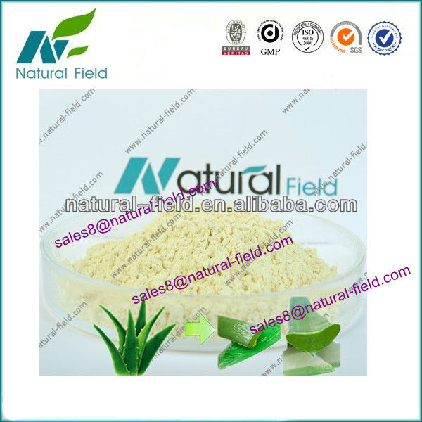 Best price of aloe vera leaf extract powder with defferent specification