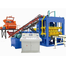 QT4 15 Glass Blocks Bricks Making Machine With Paving Stone Mold In India