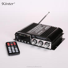 4 channel HIFI professional car amplifier