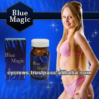 Blue Magic super slim diet pills with magnesium made in Japan