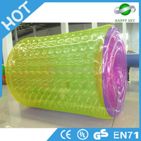 Best quality inflatable water roller for kids,inflatable water roller game,inflatable baby toys roller