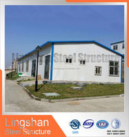 Prefab Light Gauge Steel Frame Prefab House