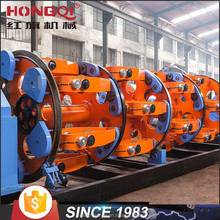 High performance push pull cable / wire machine making machine