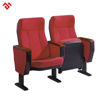 high back soft pad cinema auditorium theater and church chairs china
