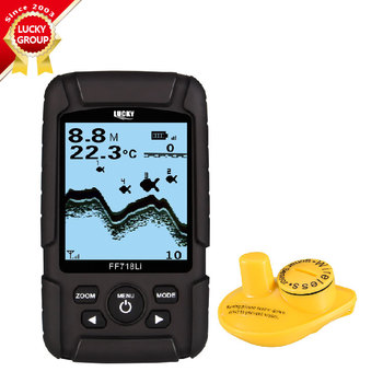 LUCKY Rechargeable RC Fish Finder For Shore Fishing