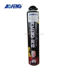 Factory Direct Wholesale Multi Use Construction Expanding 750ml PU Foam
