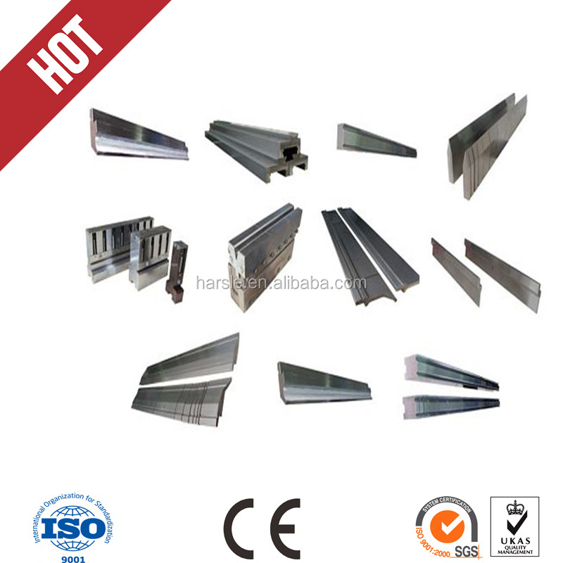 Good price bending machine mould , press brake lower die and die holder