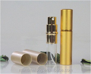 Wholesale Mini Portable Travel Refillable Perfume Atomizer Bottle For Spray Scent Pump Case
