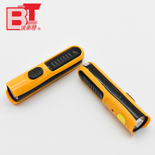 professional plastic abs torch light led 2000 lumen flashlight